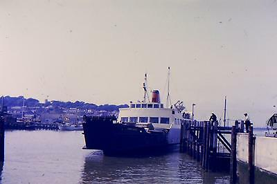 Vintage 35Mm Colour Shipping/ Slides From 1960/69  ,, Cowes Castle..cowes