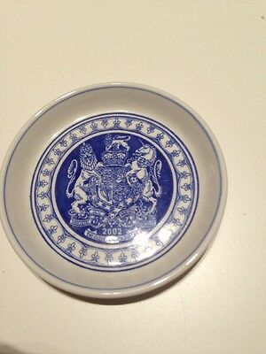 Spode Collector Commemorate Dish