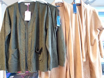 New 4 X Mosaika & Lolive Ladies Smart Jackets Ideal Resale Tagged At £35.00 Each