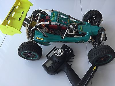 Avioracing 1/8 Rc Concept Cage Brushless Tbe