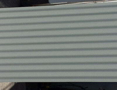 CLEARANCE Colorbond Woodland Grey Corrugated 7300mm Roofing sheets 1196