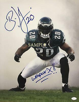 Brian Dawkins #2 Reprint Autograph Picture Signed Photo 8X10 Philadelphia Eagles