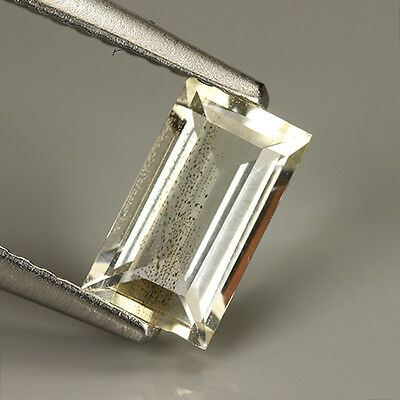 Cute 0.74 Ct Natural Karur (India) SCAPOLITE Octagon Gemstone @ See Vdo !!