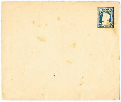 Chile South America Postal History Pre Stamped Cover / Envelope Unused 1860S