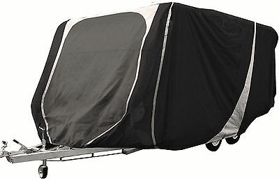 Leisurewize Water Resistant & Breathable Caravan Protection Cover (17ft - 19ft)