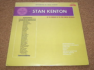 MEMBERS OF THE STAN KENTON ORCHESTRA : The Stereophonic Sound Of - 1970s USA LP