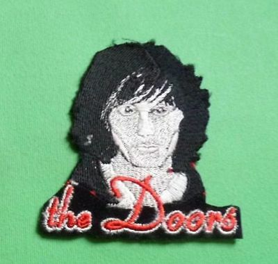 The Doors Patch Toppa VINTAGE RARE! Rock Band Artist Music