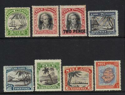Niue Small M/m Selection