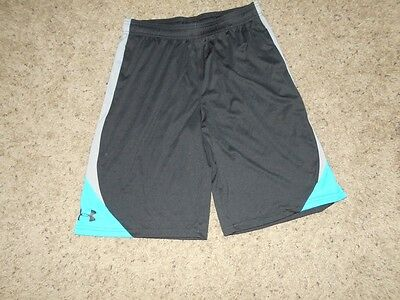 Under Armour Boy's Loose Fit Shorts Size Youth XL