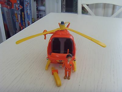 2009 Helicopter with a Tom Thomas Figure & Sling