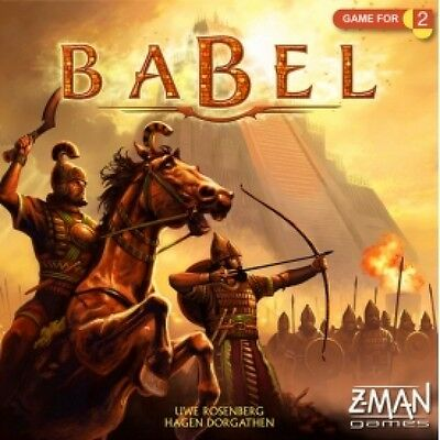 Babel Board Game Brand New