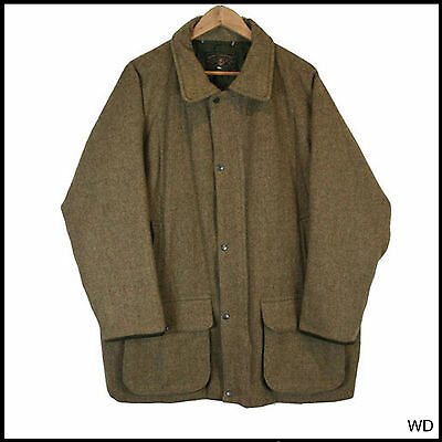 Vintage Wathen Gardiner Co Country Hunting Tweed Jacket Coat Xxlarge 46