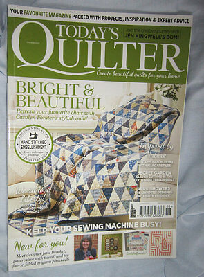 Today's Quilter magazine - issue 8