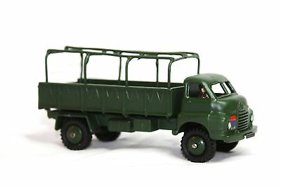 *RESTORED* DINKY CODE 3 ARMY 3-TON WAGON No.621
