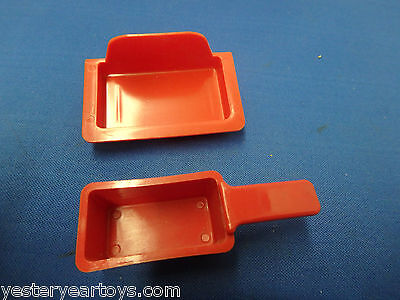 Wilesco Exhaust Tray Set Spare Parts 541/542 for D14 D141 D455 D16 D20 Steam Toy