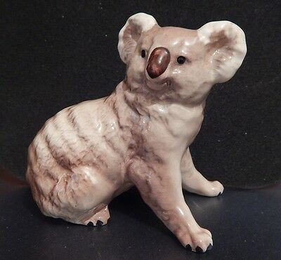Vintage Beswick Koala Bear Model No 1038 - Out Of Production 1971 - Perfect