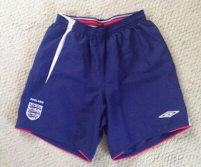 England Boys Football Shorts - LB