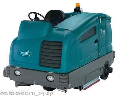Reconditioned Tennant T20 Rider Scrubber