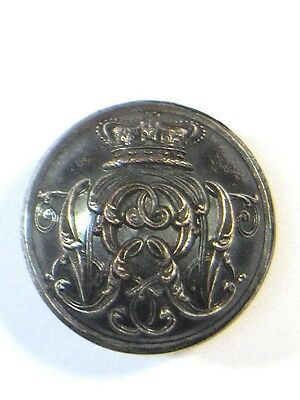 32nd Middlesex Rifle Volunteers original Officers Large  Button.