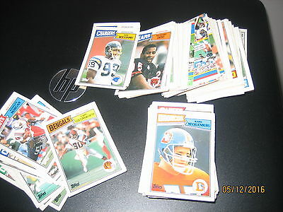 American Football Trading Cards (Old)