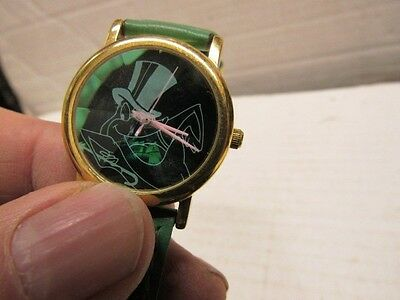 Rare Vintage Warner Bros. Michigan J. Frog Wristwatch Prototype Never Produced