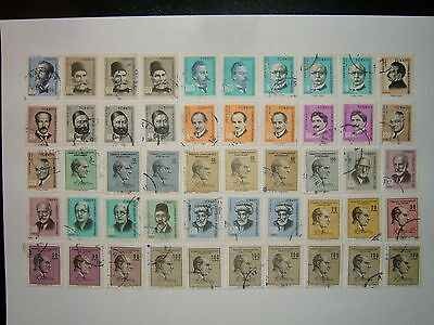 Turkey Stamps Selection 1