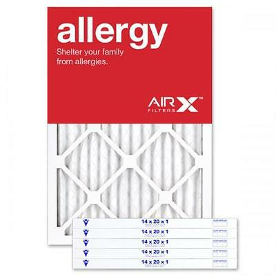 "14"" X 20"" X 1"" MERV 11 Pleated Filter - Allergy Reduction"