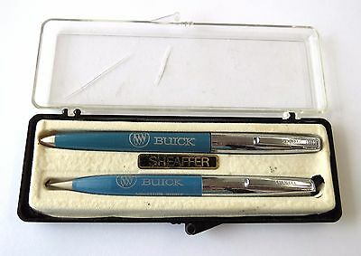 Sheaffer Ball Point Pen and Pencil Set~ Buick Suggestion Winner !!!
