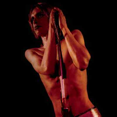 Iggy And The Stooges Raw Power New Sealed Music On Vinyl 180G 2Lp In Stock