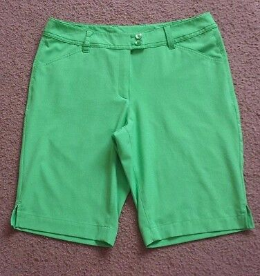 Womens Callaway Golf Long Shorts    Sz 6   ** Beautiful **   Excellent **