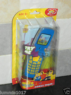 The Wiggles Mobile Phone - 20 Years Special Edition - BRAND NEW