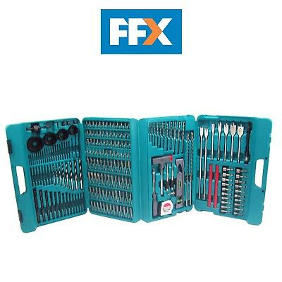 Makita P-44046 216 Piece Complete Drill and Screwdriver Bit Set