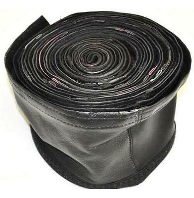 """CK 325HCLV Hose Cover 22' Leather w/ Hook and Loop (4-1/2"""")"""