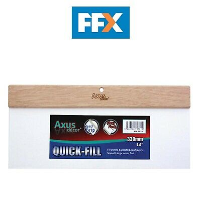 Axus Decor AXU/QF330 Quick Fill Caulking Blade 330mm