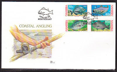 Namibia 1994 Coastal Angling  First Day Cover - Unaddressed