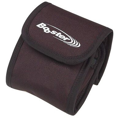 New Booster Archery Release Aid Belt Pocket Pouch Black Nylon Rip-Stop Compound