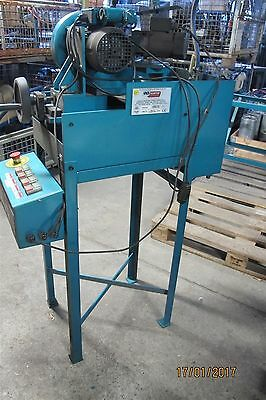 1429-16:Grennmech Disc Messer Schleifmachine Omega Hunter Grinders