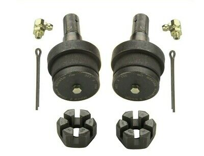 Pair Set 2 Front Lower Moog Suspension Ball Joints For Jeep Grand Cherokee 99-04