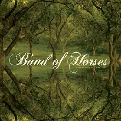Band Of Horses-EVERYTHING ALL THE T  VINYL NEU