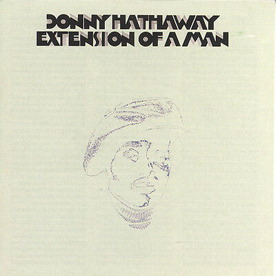 Donny Hathaway Extension Of A Man New Sealed 180G Vinyl Lp In Stock