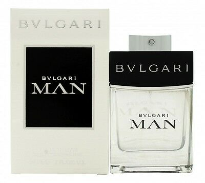 Bvlgari Bvlgari Man Eau De Toilette 60Ml Spray - Men's For Him. New