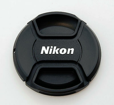 62mm Center Pinch Front Lens Cap for Nikon LC-62 AF 70-300mm AF-S 105mm 60mm