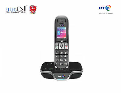 BT 8600 Single With Answer Machine & Nuisance Call Blocking New - LIMITED STOCK