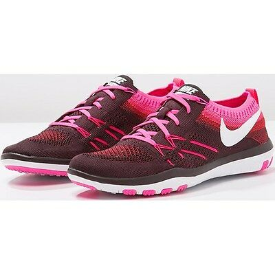 NEW  Womens NIKE FREE TR FOCUS FLYKNIT  trainers.  Size 4.5