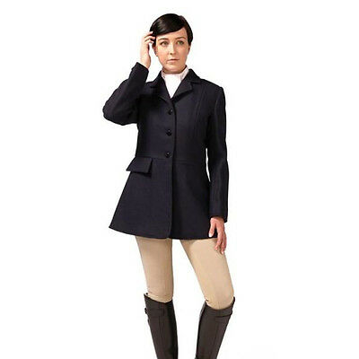 Mears Ledbury Black Ladies Hunting Coat 38""