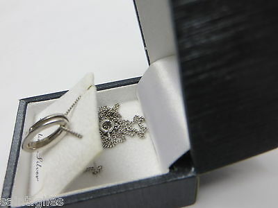 Sterling 925 Silver Pendant & Silver Chain Necklace
