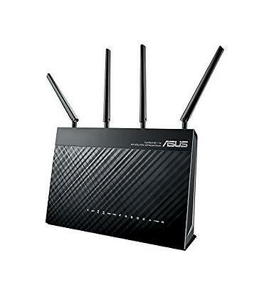 Asus Dsl-Ac87Vg Ac2400 2400Mbit Dualband Voip Wifi Mode