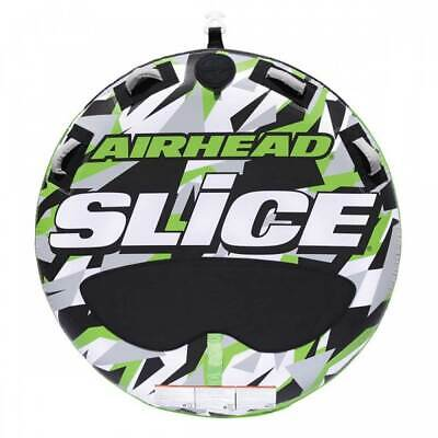 Airhead Slice Inflatable Double Rider Towable Lake Tube Water Raft | AHSSL-22