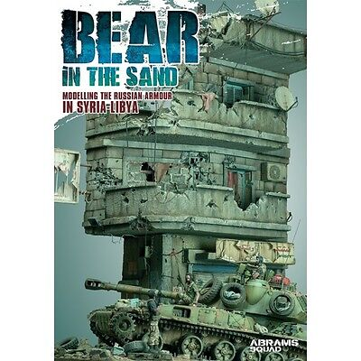 """Abrams Squad Magazine SPECIAL EDITION 05 - """"Bear in the sand"""""""