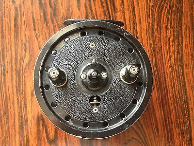 "J.W.Young  4"" Rapidex Centre pin Reel"